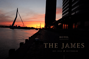 The James Hotel - Rotterdam waking up