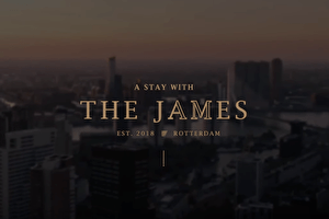 The James Hotel Rotterdam - Video