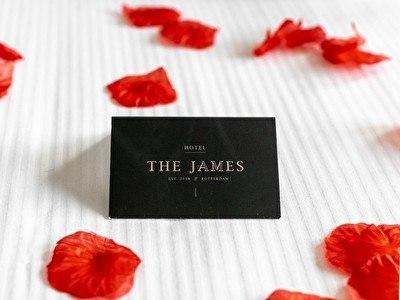 Romantische overnachting bij The James