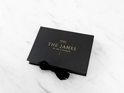 The James Giftcard